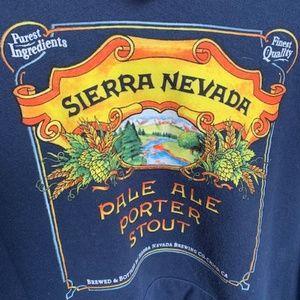 Sierra Nevada Hoodie Sweatshirt Pale Ale Porter St